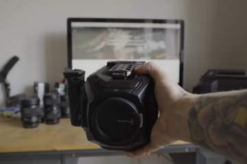 Daniel Peters: URSA Mini 4K Quick Review