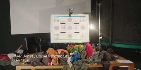 """Zeiss HS Vs Cooke Panchro S2/3 Arri Amira Lens Test """"BAGAGE"""" from Jonas Späinghaus"""