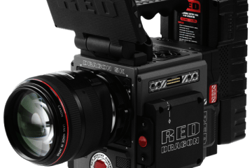 RED Scarlet-W Camera EF