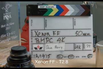 Schneider Xenon FF 50mm Lens Vs Zeiss CP.2 Super Speed 50mm Lens