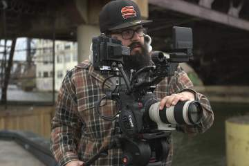 A Look at the Canon C300 Mark II Camera from Magnanimous Rentals