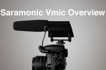 Saramonic Vmic Review