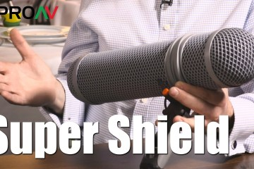 A Chat With Rycote About The Super Shield