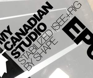 A Look at the Shape ISEE RIG from My Canadian Studio