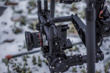 Blackmagic Design Micro Cinema Camera Test Footage in the Air from Nicholas Swartzendruber