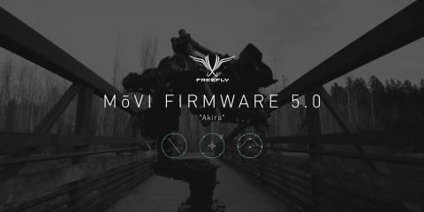 MōVI Firmware 5.0 BETA