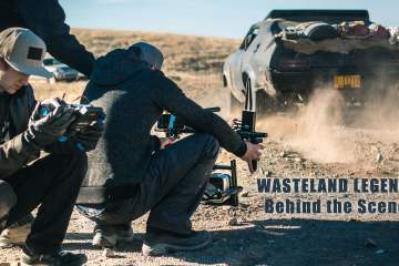Wasteland Legends: Behind the Scenes from Motion State