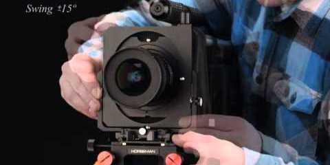 HORSEMAN TS-Pro Tilt/Shift With Conventional Lenses: