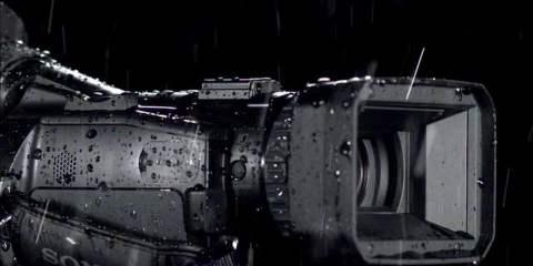 Sony HXR-NX70 Camera Promo Video: