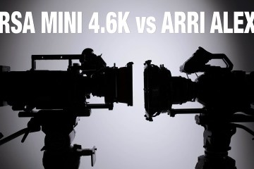 Blackmagic Ursa Mini 4.6K Vs ARRI Alexa from The Slanted Lens