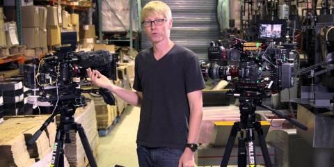 Canon C300 MKII Camera Build, Setup, Lighting, Colour Grading and Post
