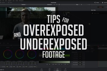 How To Fix Overexposed and Underexposed Footage by Casey Faris