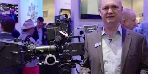 NAB 2016: ARRI Master Anamorphic 28 mm & 180 mm lenses