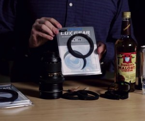 Shot & a Beer Gear Review: Cool Lux Lens Gears