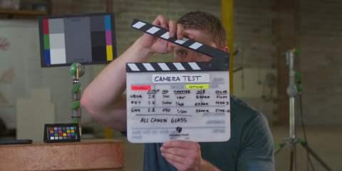 Camera Colour Match Test: Sony FS7 + Blackmagic URSA Mini 4.6K + Panasonic GH4