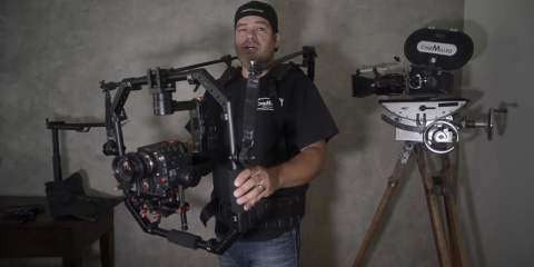 CineMilled PRO Ring: An In depth tutorial HandHeld, on Jib and Gimbal Modes