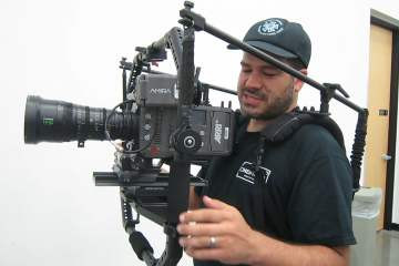 CineMilled PRO Ring: Handheld Mount for ReadyRig GS