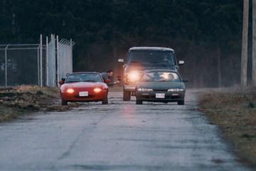 DJI Film School High Speed Car Chase