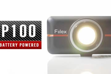 "Fiilex P100 ""The Brick"" Light"