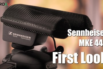 Sennheiser MKE 440 a First Look from ProAV