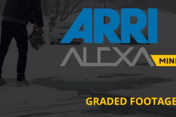 ARRI Alexa Mini Camera: ARRI LogC Vs Graded Footage Samples