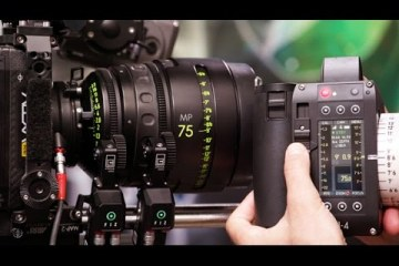 ARRI WCU-4 Wireless Lens Control Video Tutorial from BrainBox Cameras