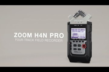 The Zoom H4n Pro Product Video