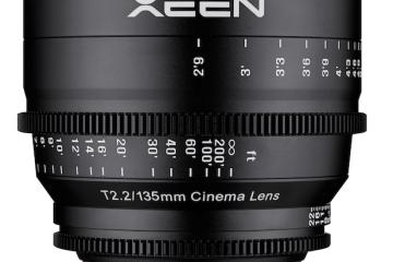 XEEN by Rokinon 135mm T2.2 Lens