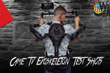 Came-TV Exoskeleton Test from Don Alexandru