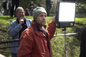 Litepanels BTS With DP Matt Siegel