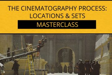 Pre Production Sets & Locations: The Cinematography Process & Cooke Optics