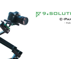 9.Solutions C-Pan Arm Zoom Zoom: Horizontal Zoom In and Zoom Out