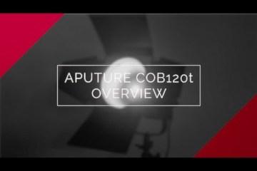 Aputure COB120t Light