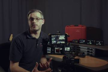 Atomos Shogun & Ninja Flame In-depth Overview
