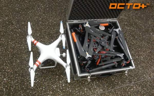 octo+ HV Is The DIY Freefly Alta 8 from Lycks Vision