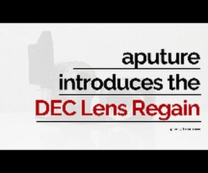 Aputure DEC Lens Regain