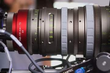 Behind the Scenes on that Angenieux Type EZ Demo Film