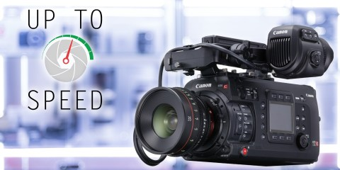 Get Up To Speed On the Canon C700 Camera