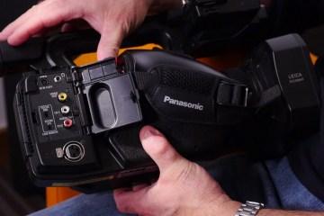 A Look at the Panasonic AG-UX90 Camera