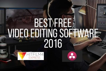 The Best Free Video Editing Software For 2016