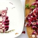 Obras de arte con comida