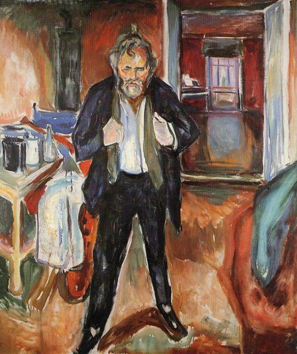 El autoretrato de un loco