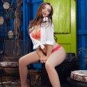 Mandy Kay twerking desnuda