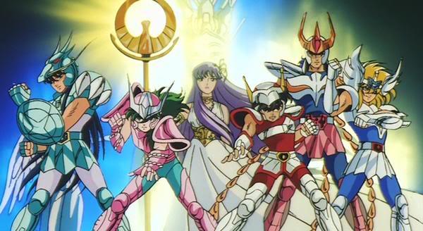 Caballeros del Zodiaco: Conoce a fondo a los 5 caballeros de bronce