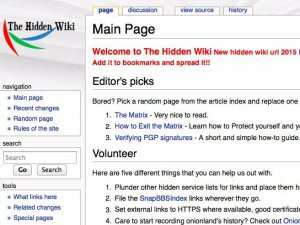 The Hidden Wiki