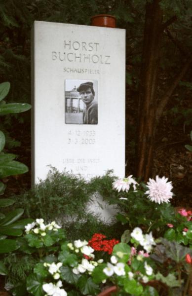 Horst Buschholz murió