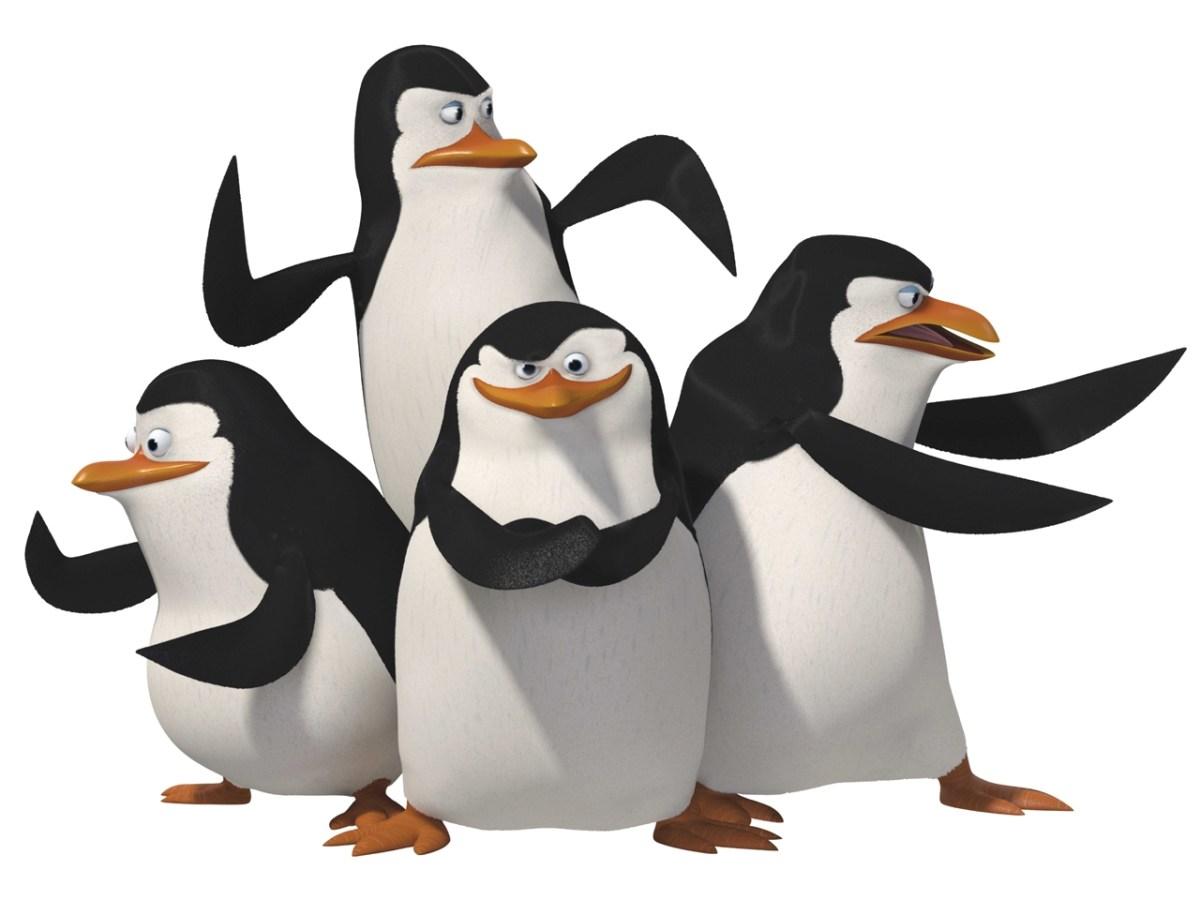 Cuando el éxito llamó a los pingüinos de Madagascar