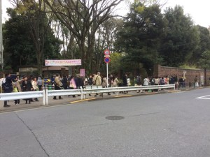六義園桜祭り