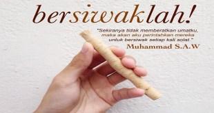 Siwak_Dalam_Shalat
