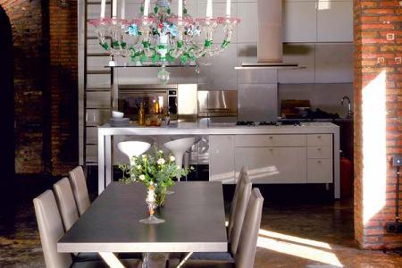 warehouse conversion by developers and designers of urban lofts benito escat alberto rovira and interior design studio minim1